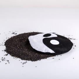 Rapskissen Yin & Yang, Durchmesser ca. 22 cm